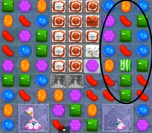 candy crush level 367