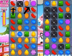 candy crush level 375