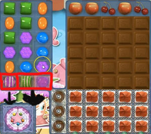 candy crush level 376