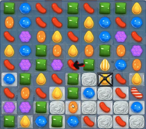 candy crush level 38