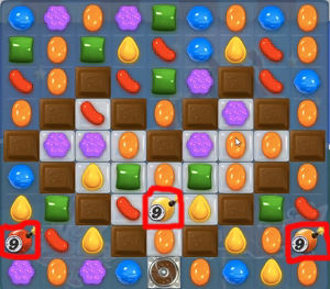 Candy Crush Level 396 Cheats and Tips