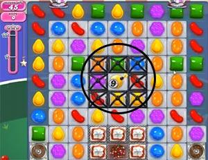 candy crush level 399