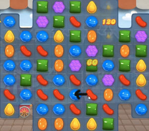 candy crush level 4