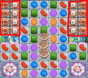 candy crush level 424