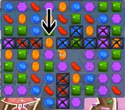 candy crush level 43