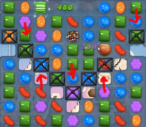 candy crush level 44