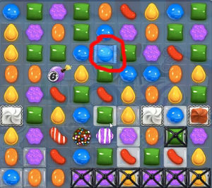 candy crush level 443
