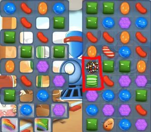 candy crush level 444