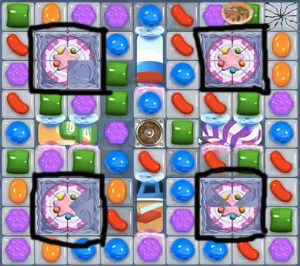 Candy Crush Level 450 Cheats and Tips