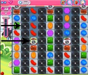 candy crush level 466