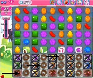 candy crush level 470