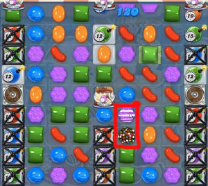 candy crush level 483