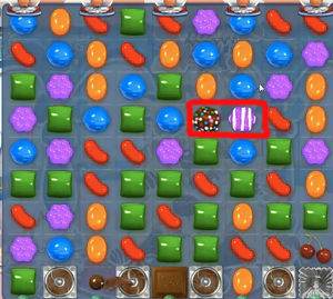 candy crush level 484