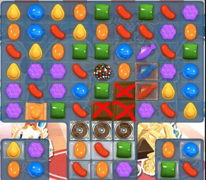 candy crush level 485