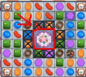 candy crush level 486