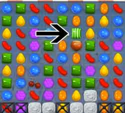 candy crush level 49