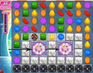 candy crush level 505