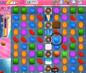 Candy Crush Level 506 Cheats and Tips