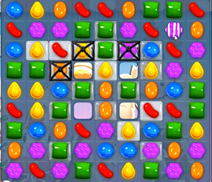 candy crush level 50