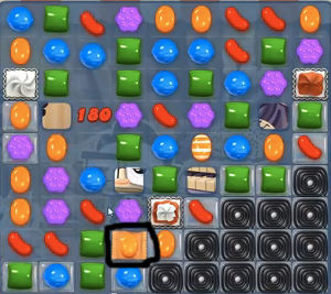Candy Crush Level 516 Cheats and Tips