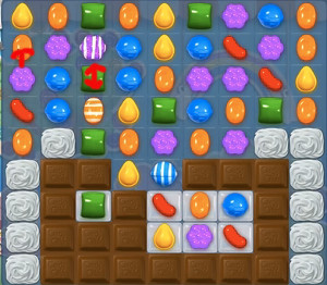 candy crush level 51