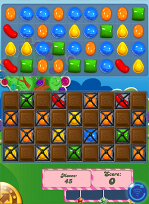 candy crush level 56