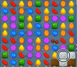candy crush level 57