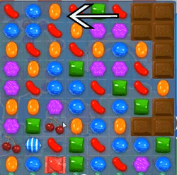 candy crush level 62