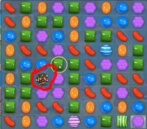 candy crush level 63