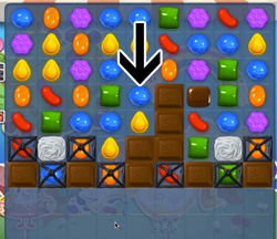 candy crush level 64