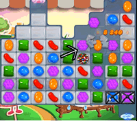 candy crush level 68
