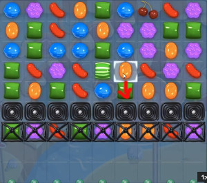 candy crush level 81