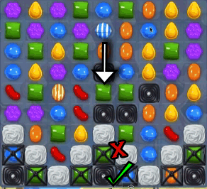 candy crush level 83