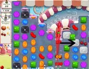 candy crush level 87