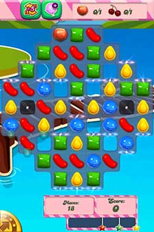 candy crush level 137