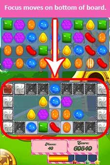 candy crush level 197