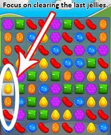 candy crush level 23