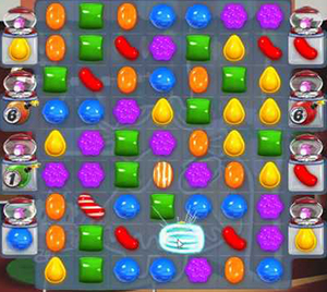 candy crush level 265