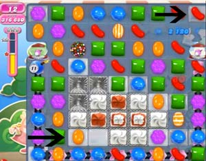 candy crush level 565