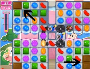 Candy Crush Level 567 Cheats and Tips