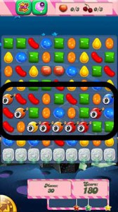 candy crush level 101
