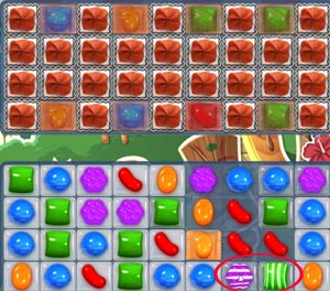 Candy Crush Level 199 Cheats and Tips