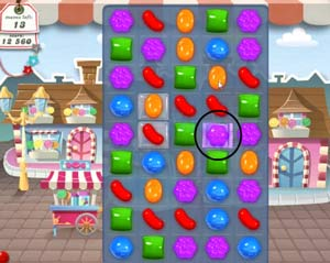 candy crush level 6