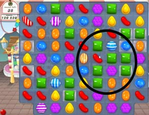 candy crush level 7