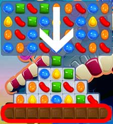 candy crush level 89