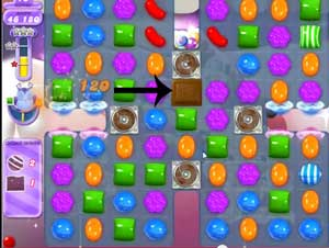 Candy Crush Dreamworld Level 162 Cheats and Tips