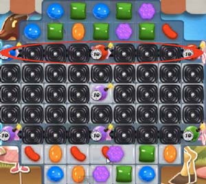 Candy Crush Level 533 Cheats and Tips