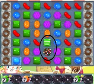 Candy Crush Level 589 Cheats and Tips
