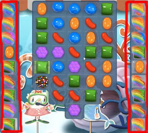 candy crush level 308