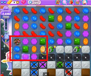 Candy Crush Dreamworld Level 104 Cheats and Tips